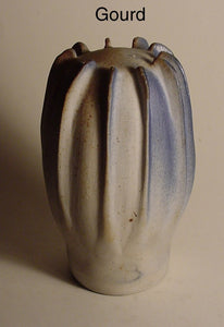 Gourd - Ceramic Sculpture by Skip Bleecker