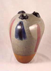 Three Hole Vase #4 - Skip Bleecker