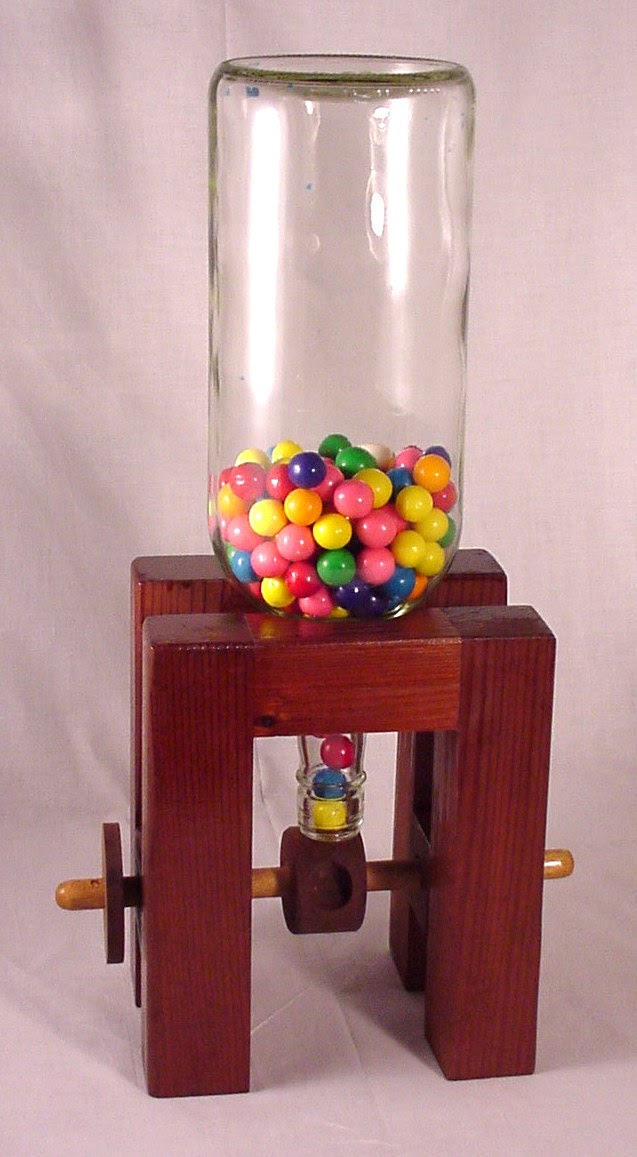 Bubble Gum Machine 10 - Skip Bleecker