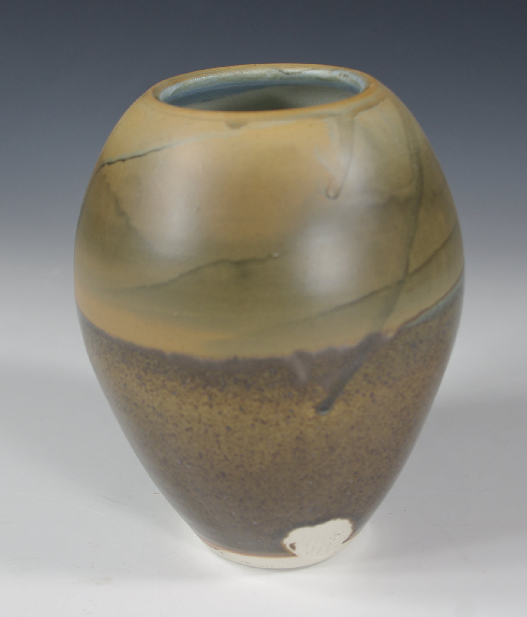 Tri Color Vase #2 - Skip Bleecker
