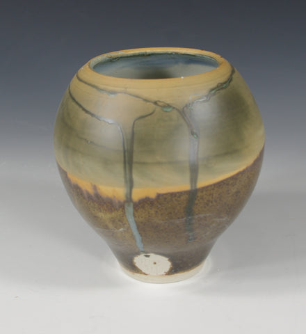 Tri Color Vase #4 - Skip Bleecker