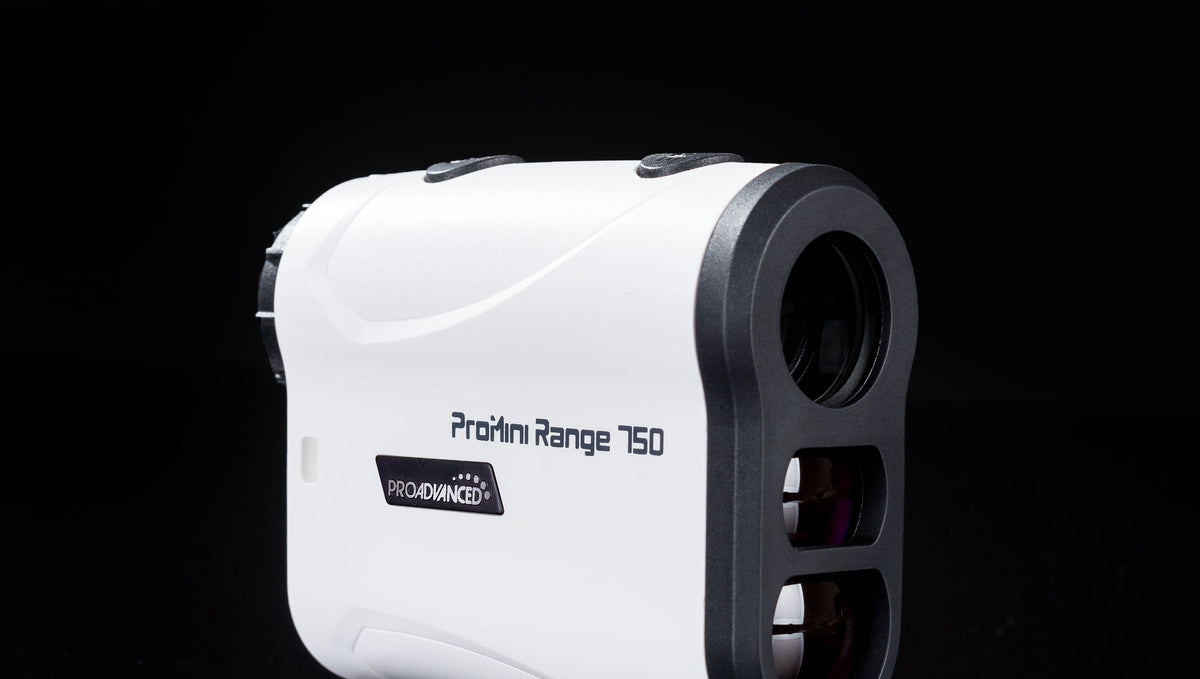 ProMini Range 750 & 750+ : Golf Rangefinder Evaluation