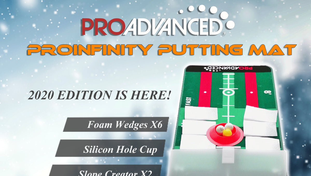 ProInfinity Putting Mat 2020 Edition
