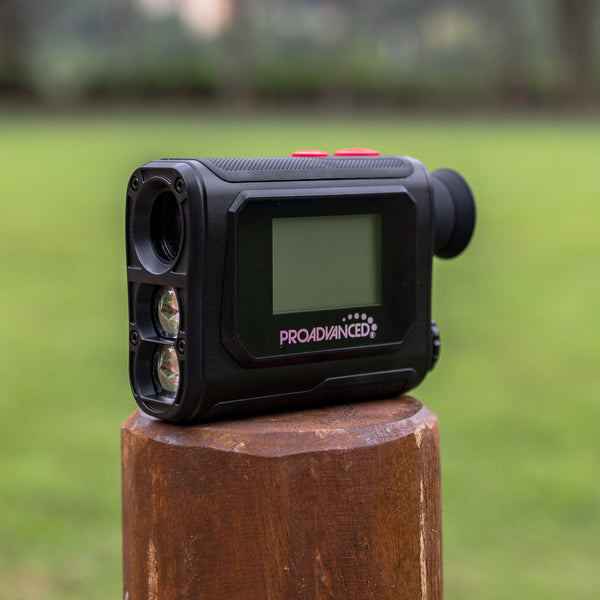 PRO-1000 Golf Laser Rangefinder With Five Modes - ProAdvanced Product Of The Year!!!