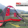 Infinity Pop Up Net - Multisport Indoor/Outdoor Hitting Net/Ball-Return System
