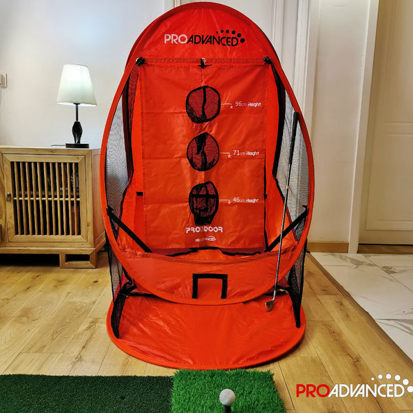 ProIndoor Golf Net With Ball-Return System