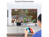 USB 3.0 Gigabit Ethernet Adapter 1Gbps, RIITOP USB 3.0 to RJ45 10/100/1000Mbps Network Card NIC with AX88179 for Nintendo switch