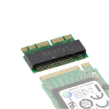 RIITOP M.2 PCI-e SSD Adapter Card for MACBOOK Air 2013 2014 2015 A1465 A1466 Pro A1398 A1502 A1419 MD711 MD712 to NGFF (M Key) AHCI M.2 [AP13TM2]