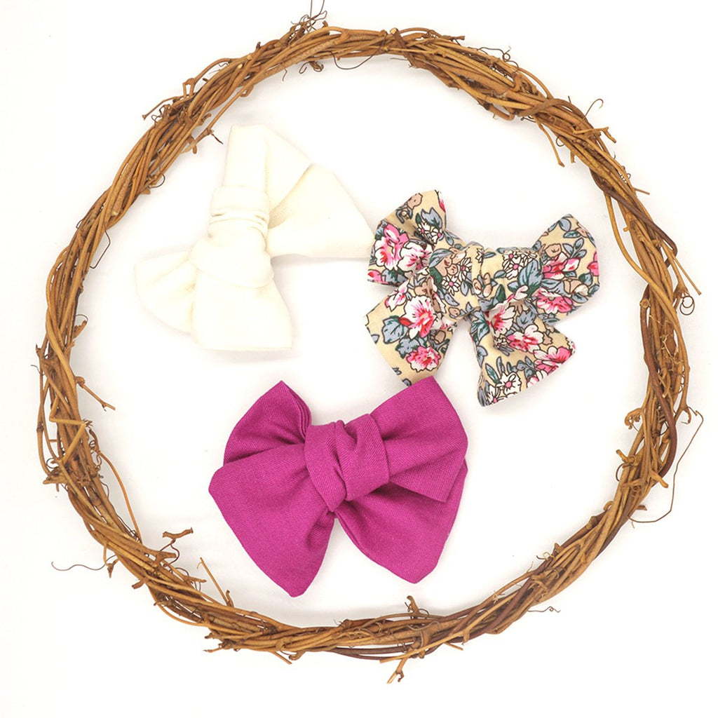 Mystery Bow Set of 3