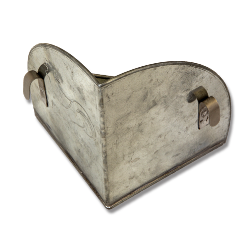 Galvanised Hanging Corner Feeder