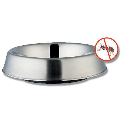 Dog Bowl Stainless Steel - ANTI ANT