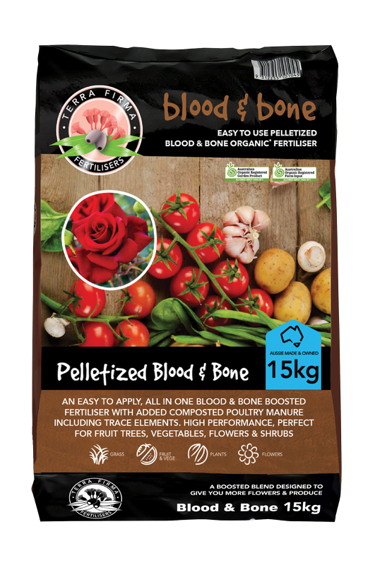 Terra Firma Fertilisers ~ Blood & Bone