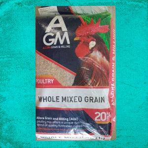 Whole Mixed Grain 20Kg