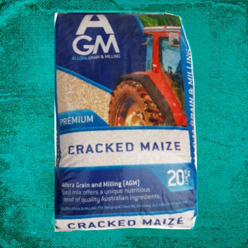 Cracked Maize 20kg