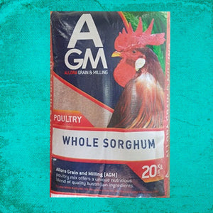 Whole Sorghum 20Kg