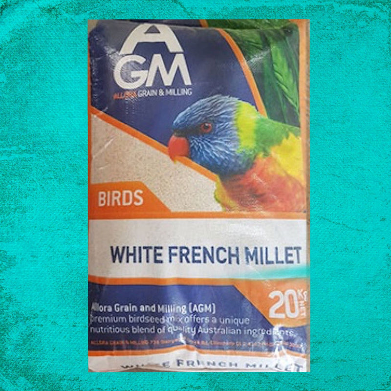 French White Millet 20KG