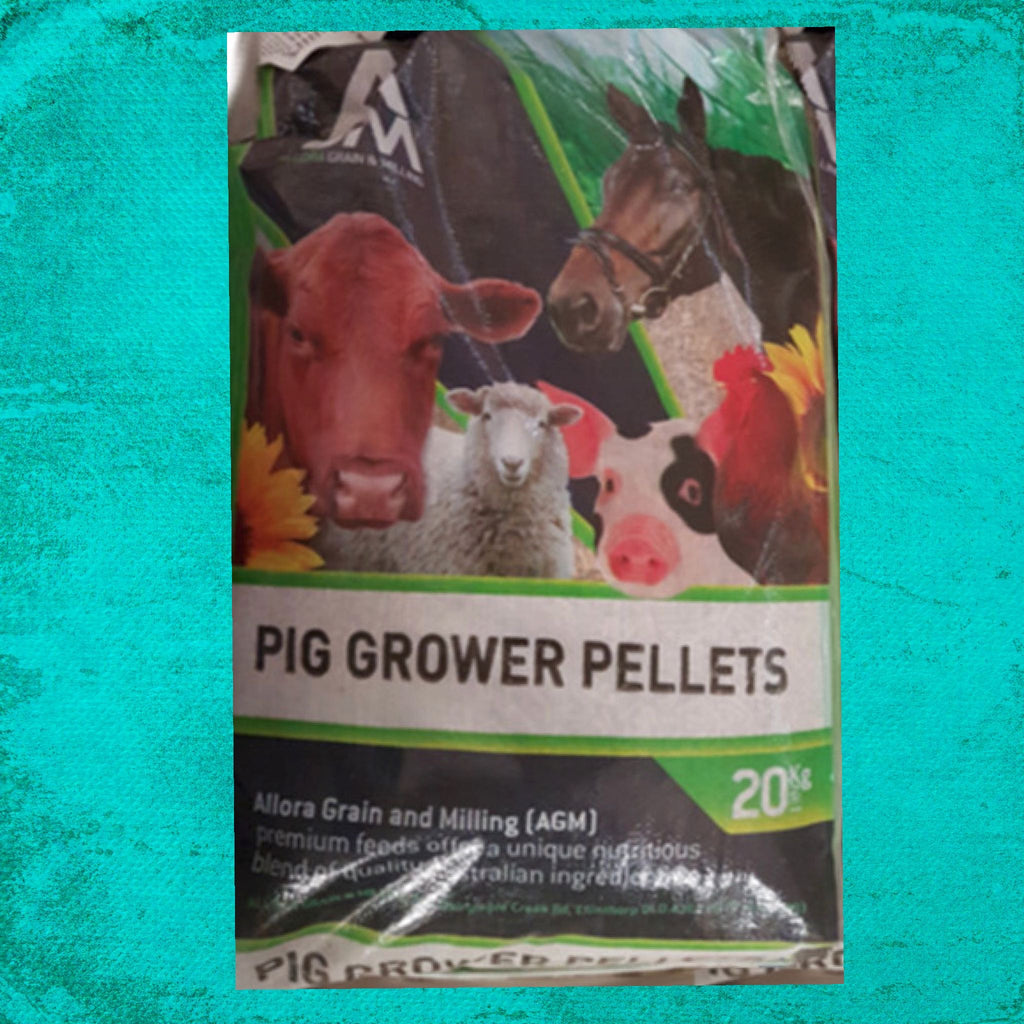 Pig Grower Pellets 20Kg