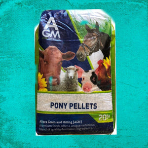 Calm Pony Pellets 20KG