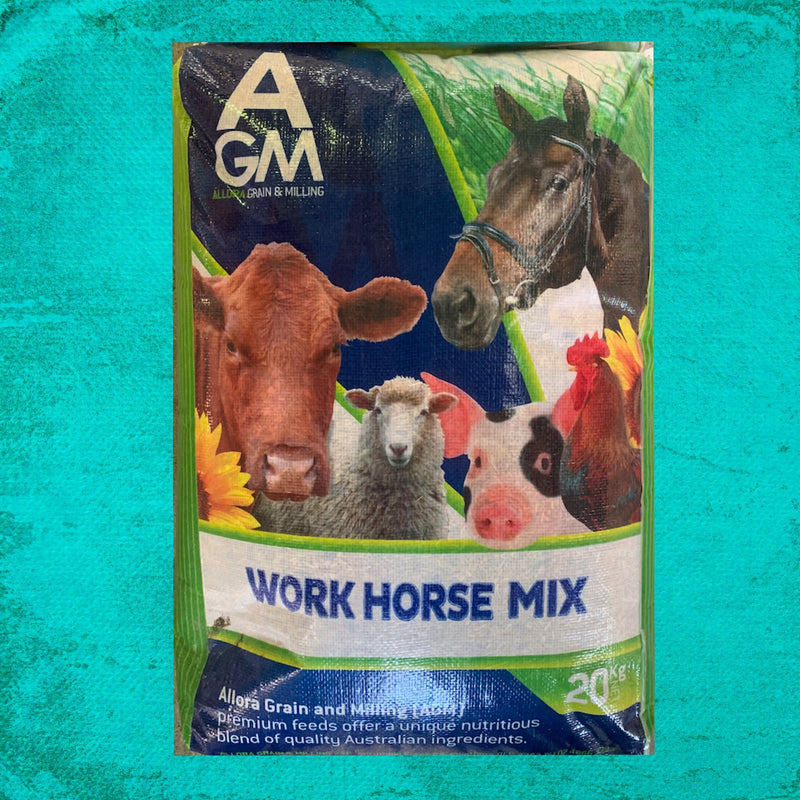 Workhorse Mix