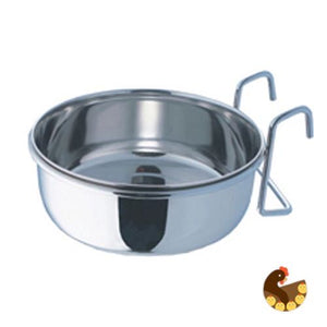 Coop Cups - Stainless Steel with Hook
