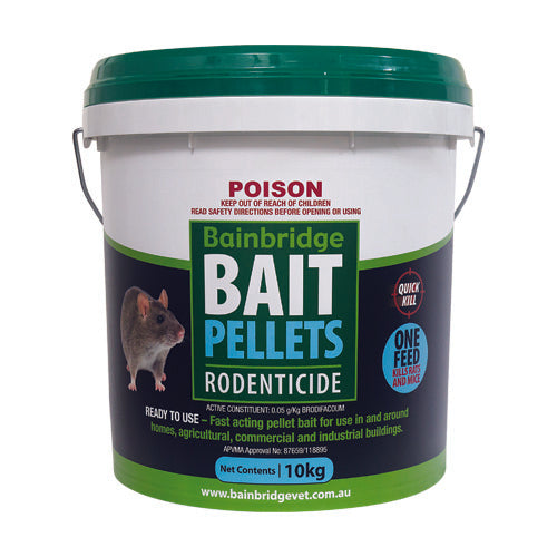 Rat Bait Pellets