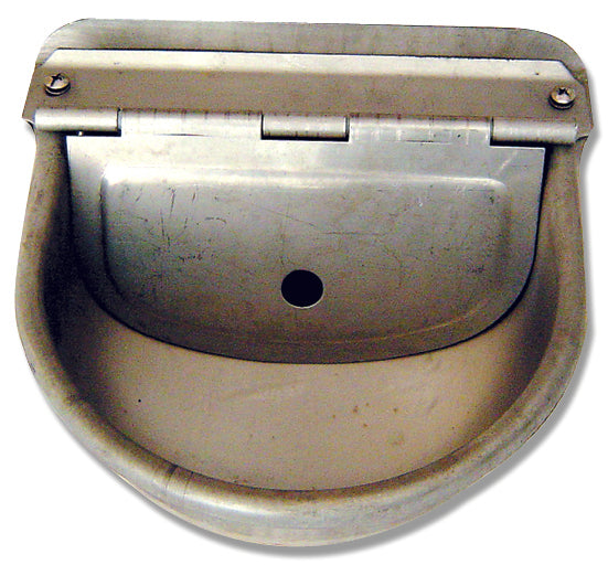 Automatic Drinking Bowl - Stainless Steel