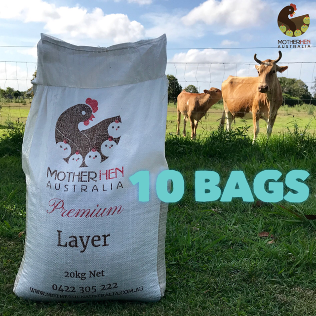 Premium Layer 4 Bag Delivered Special - INCLUDES FREE DELIVERY (MOST POPULAR)