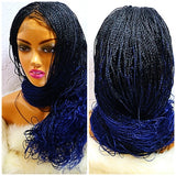 MICRO braid wigs pictures