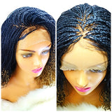Braid wig, micro Senegalese twist for African American women