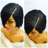 Hand Braided Lace Wig on Sale