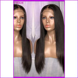 Lexxie: Glueless Straight Full Lace Brazilian Hair Wig