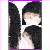 Oona: Glueless Full Lace Human Hair Wig With Bleached Knots