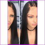 Skye: Straight Full Lace Wig Pre Plucked With Baby Hair