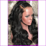 Zora: Lace Front Body Wave Brazilian Wig