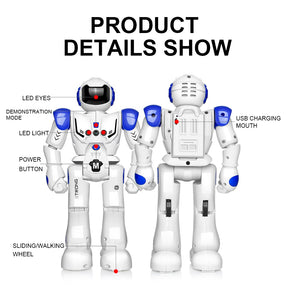 Gesture Action Figure Toy Robot