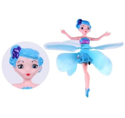 Flying Fairy. Magical Princess Cute Doll