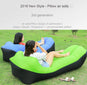 Outdoor Camping Inflatable Couch/Sofa