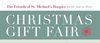 St Michael's Hospice Christmas Fair Hampshire