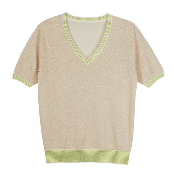 lily lurex tee