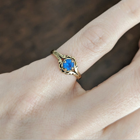 Antique Victorian Child's Ring