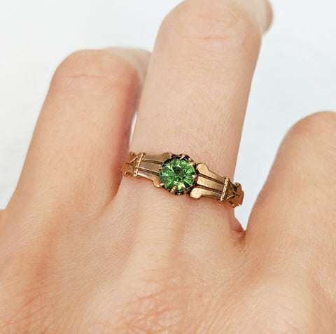 Antique Clara Ring