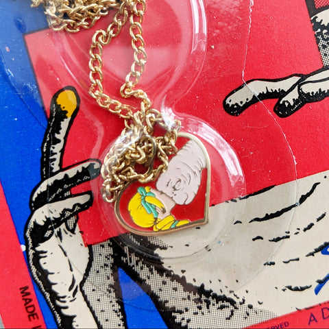 Vintage E.T. Necklace