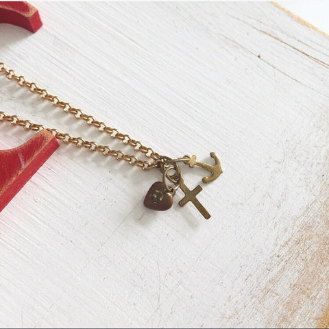 Athletics Necklace