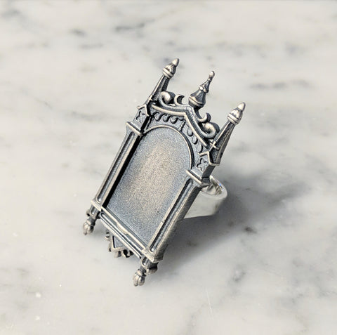 Victorian Frame Ring