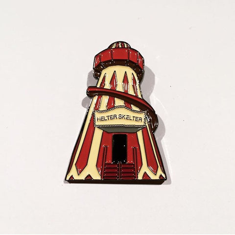 Helter Skelter Slide Pin