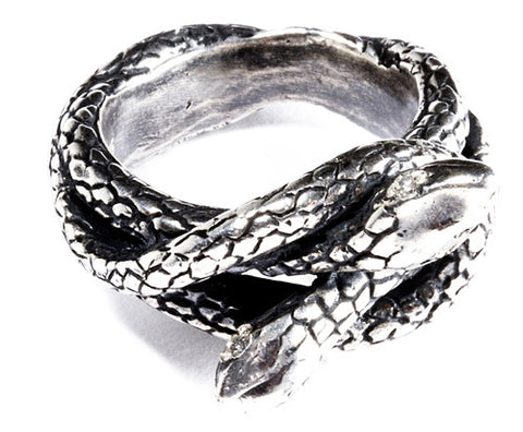 Eternal Love Serpent Ring