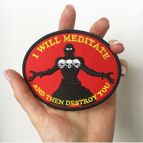 Destroy You Patch