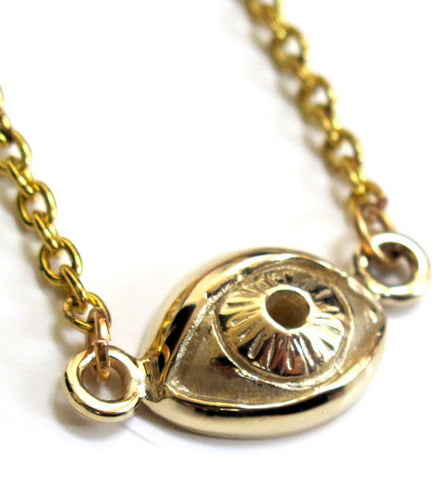 All Seeing Eye Pendant Necklace