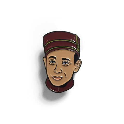 Mr Herman Pin