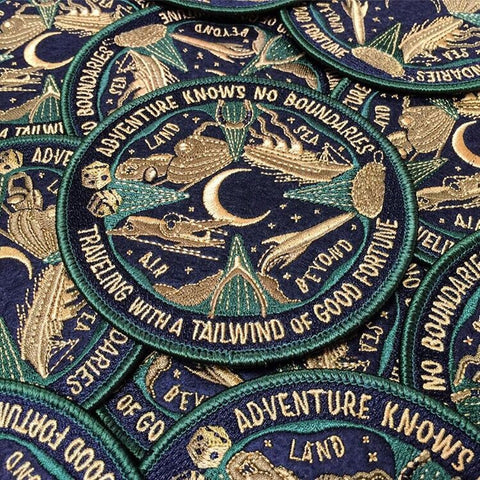 Lucky Travel Patch